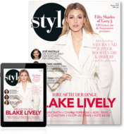 Miles and More: Style 1-Jahres-Abo Print für CHF 49.–